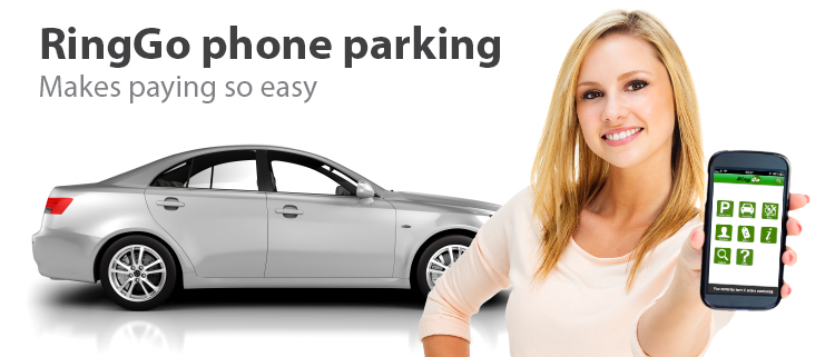 RingGo Phone Parking Made Easy